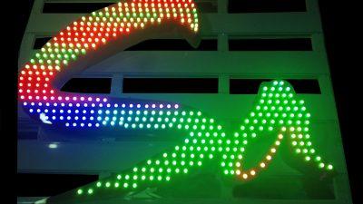 Hướng dẫn đấu nối Led 7 màu ( Led đúc, dây dán, Led hắt 7 màu,….)