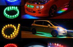 Hỏi xin bảng giá đèn Led dây dán cho ô tô?