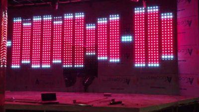 Hướng dẫn đâu nối led nháy theo nhạc phòng karaoke