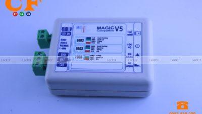 Tổng hợp hiệu ứng LED FULL COLOR cho phần mềm led nháy nhạc Magic