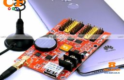 Phần mềm Led HD 2018 Link + Hướng dẫn chạy card WP62,…,64 wifi