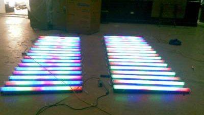 Các loại đèn LED FULL COLOR dùng cho xe khách, oto